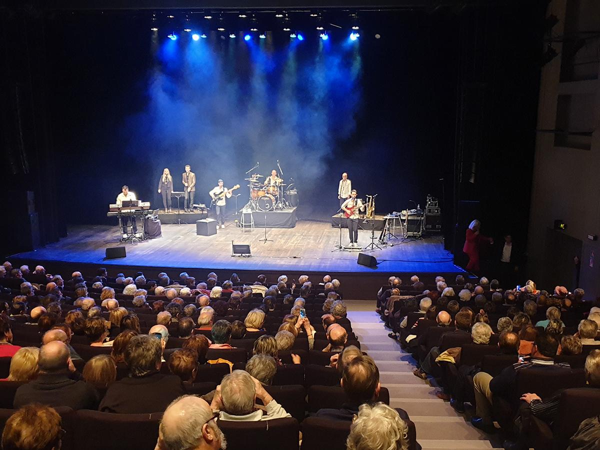 concert au minotaure